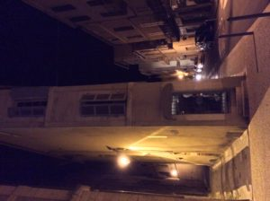 Flatiron-Building in Cahors