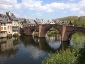 Die alte Brücke von Espalion