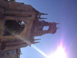 Abschied von Burgos