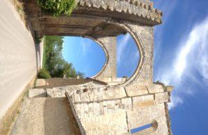 Die Ruinen von San Anton