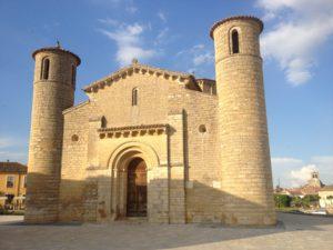 Die Kirche von Fromista